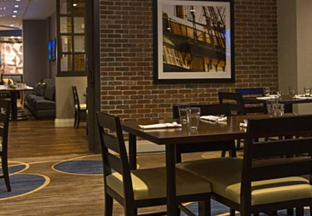 Harbor One - Private Dining Room