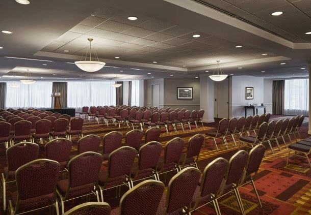 Harborview Ballroom - Theater Setup