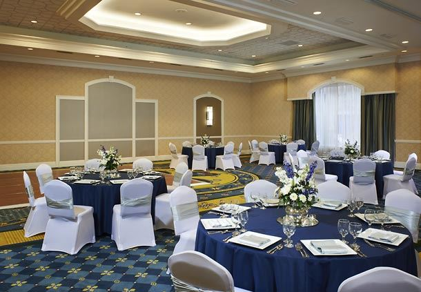Capital Ballroom - Banquet Setup