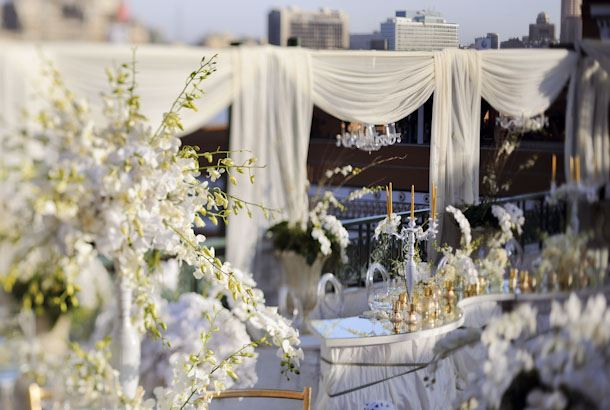 Almaz Wedding Venue - Nile View