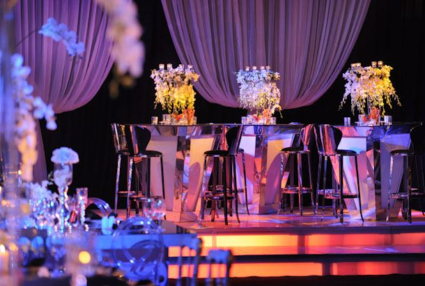Aida Ballroom - Table Setup