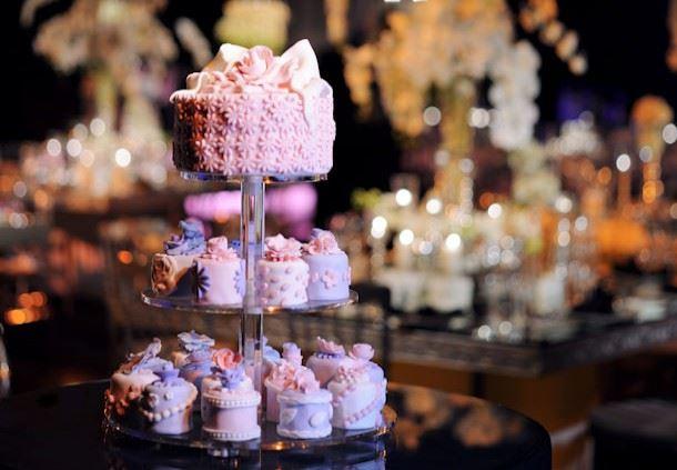 Aida Ballroom - Wedding Cake