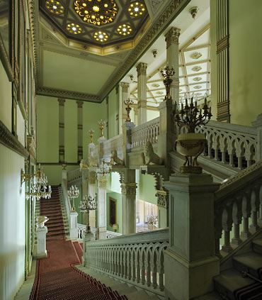 Royal Staircase
