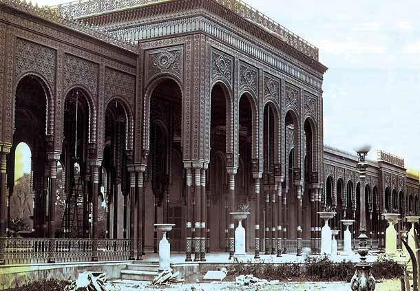 Al Gezirah Palace Gardens