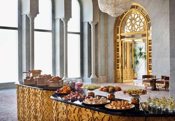 Al Khalifa Foyer Food Stations