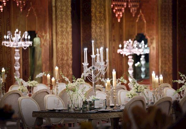 Elegant Wedding Set-ups
