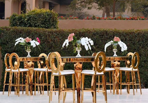 Stylish Wedding Set ups
