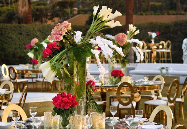 Stylish Wedding Set-ups