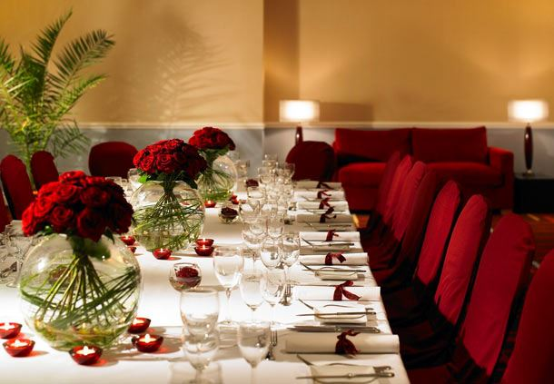Downing Room - Private Dining
