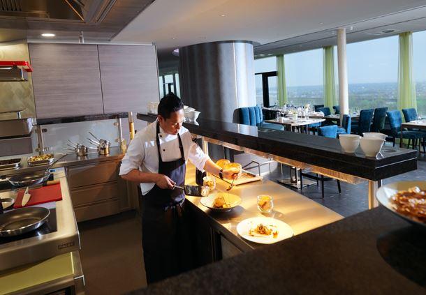 Live Cooking Kitchen - Konrad's