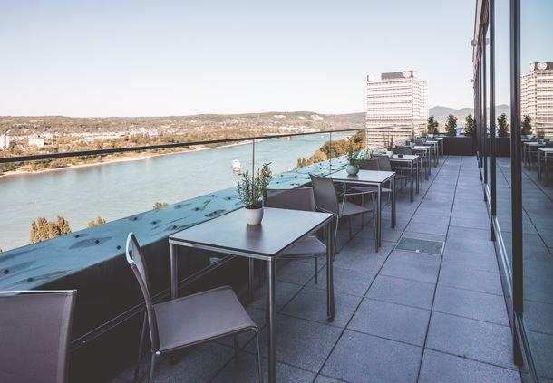 Konrad's SkyBar Terrace
