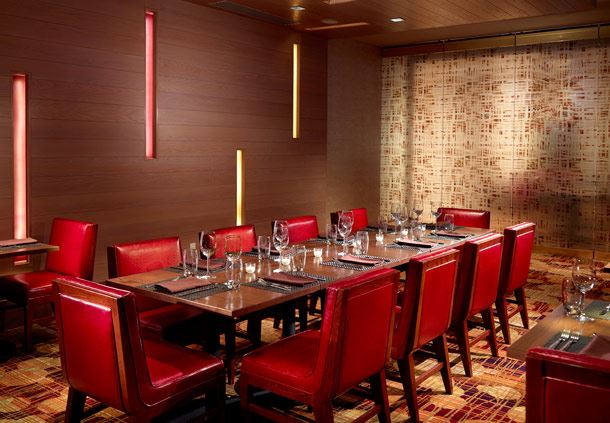 Brickton Private Dining Room