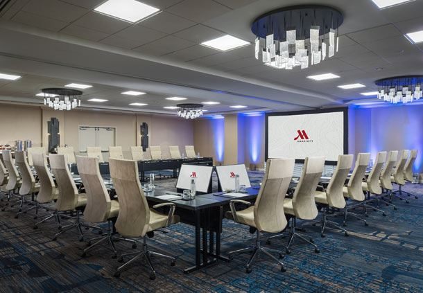 Armitage Meeting Room - U-Shape Setup