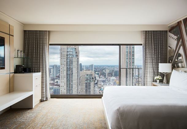 Guest Room, City View