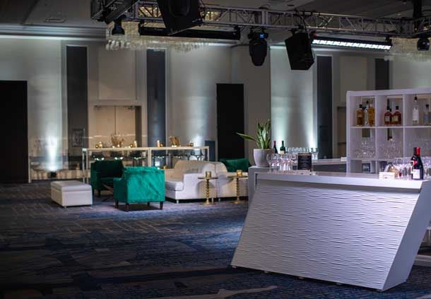 Grand Ballroom - Event Setup