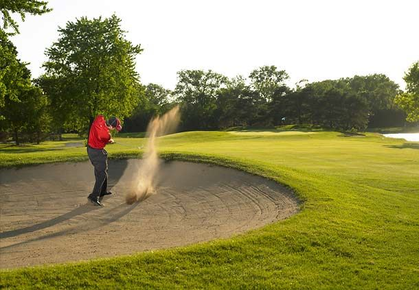 Crane's Landing Golf Course