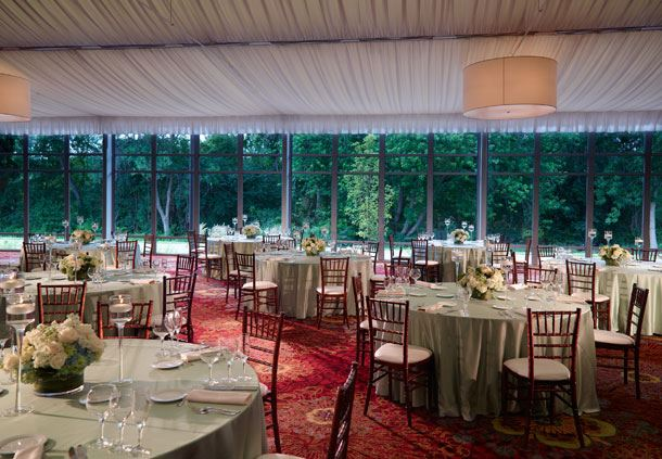Grand Marquee Pavilion Reception