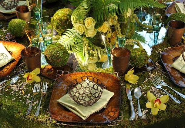 Imaginative Centerpieces