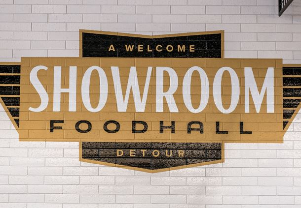 Showroom Food Hall