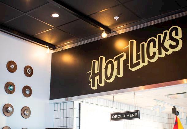 Hot Licks