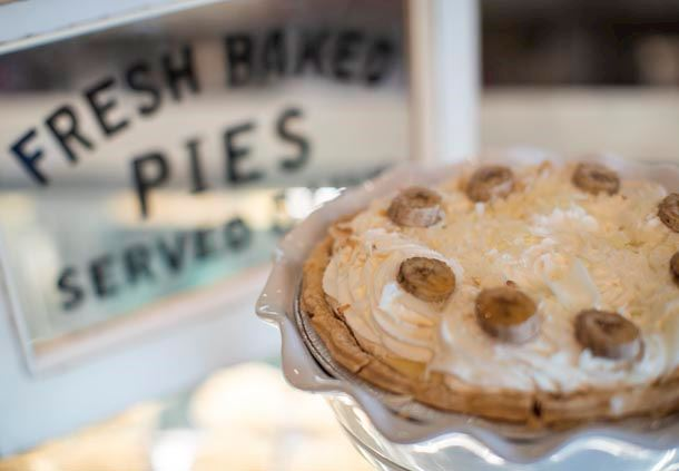 Revolution Coffee - Fresh Baked Pies