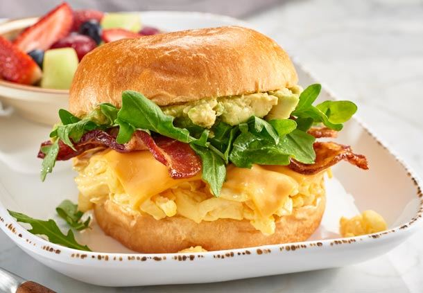 Bistro Breakfast Sandwich