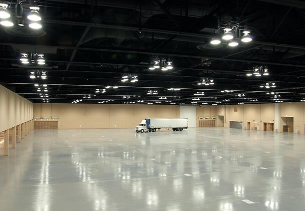 Convention Center Space