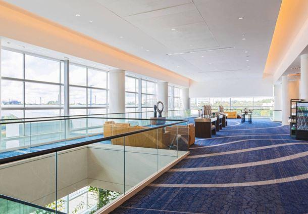 Nirvana Ballroom Foyer