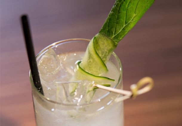 Market Mule Cocktail
