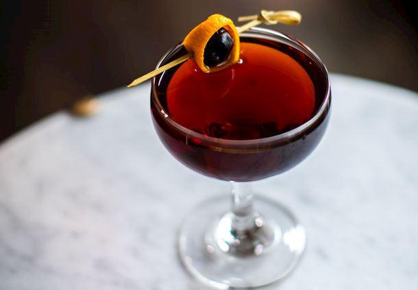 Staytion Market & Bar - Signature Cocktail