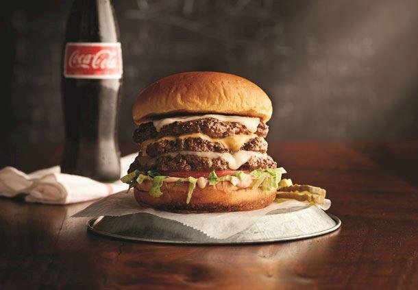 Bill's Bar & Burger - Ultimate Cheeseburger