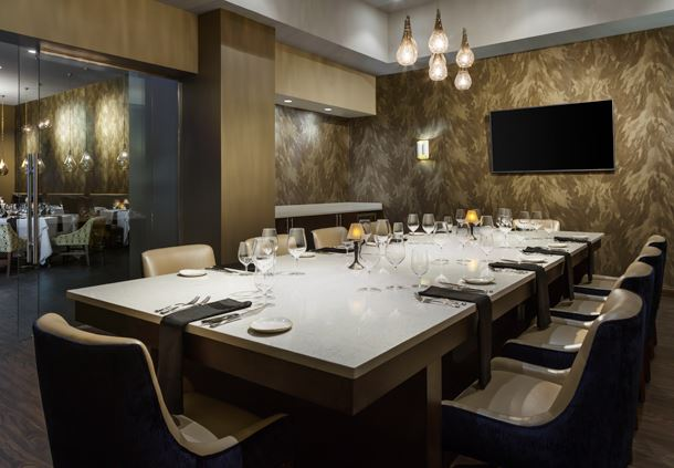 Seared Private Dining
