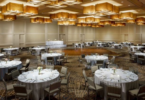 Grand Ballroom - Banquet Set-up