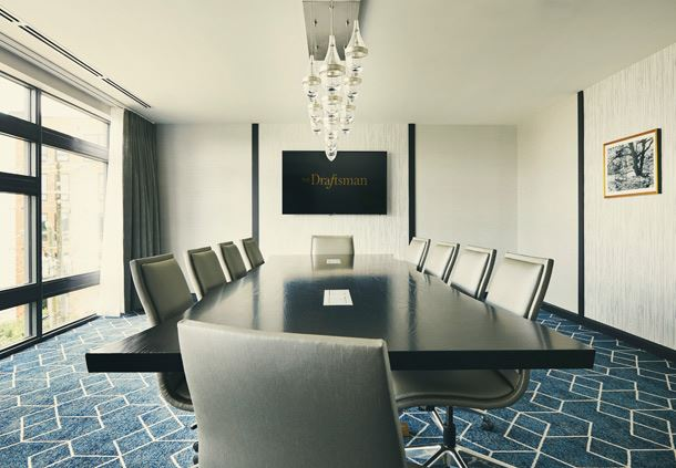 The Monroe Boardroom