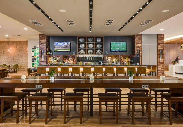 HC Provisions - Bar