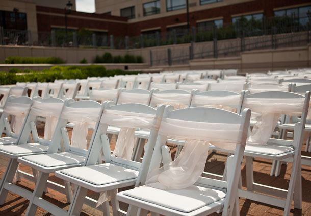 Wedding Terrace Seating