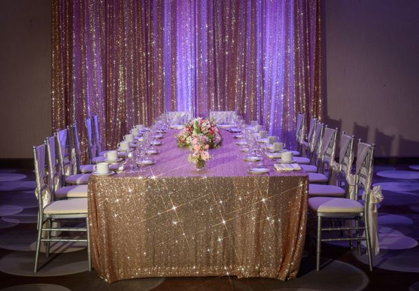 Emerald Ballroom - Head Table