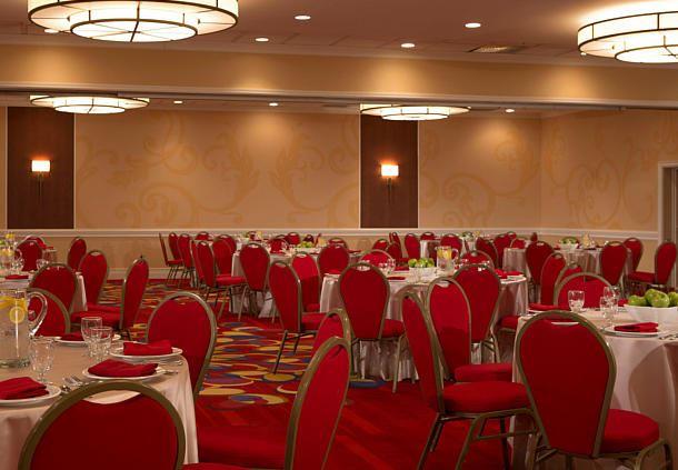 County Ballroom Rounds Setup