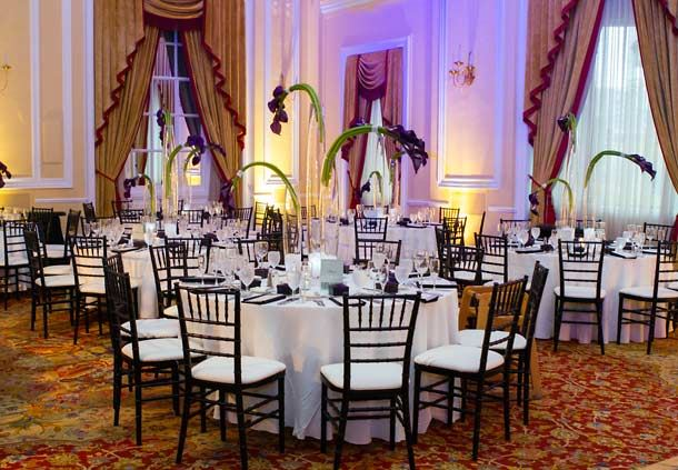 Renaissance Cleveland Hotel Reception
