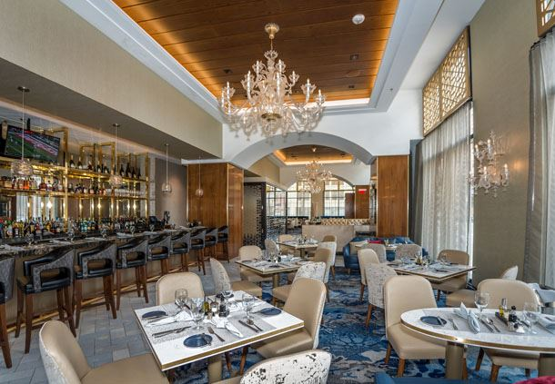 Il Venetian Dining Room