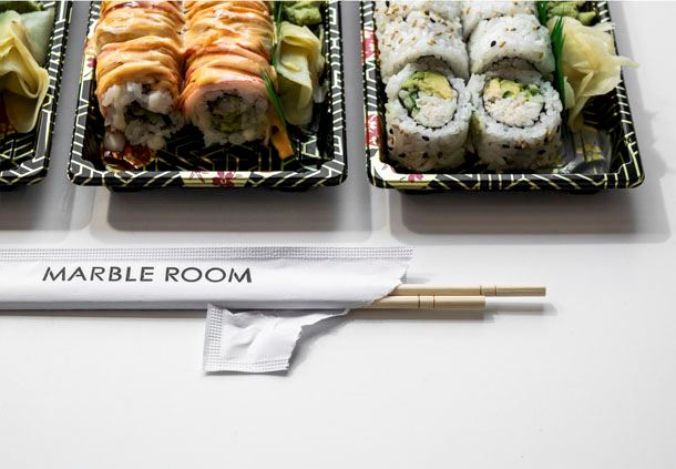 Marble Room Sushi