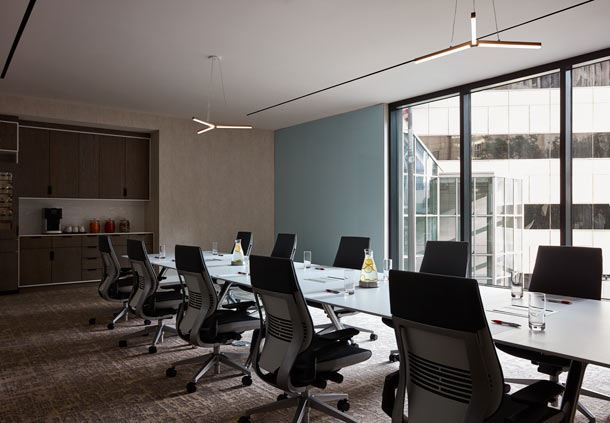 City Center Boardroom