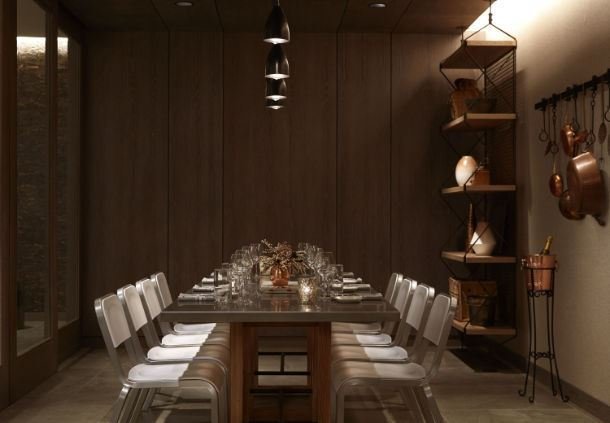 Stoke Private Dining Room