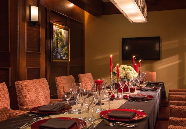 Rexford Park - Private Dining Room