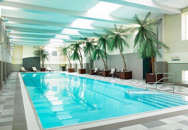 伦敦最大室内游泳馆