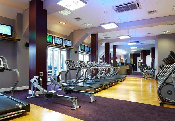 VIP健身中心 - 有氧器材