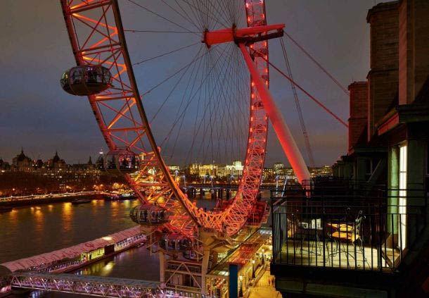 露台套房-伦敦眼全景