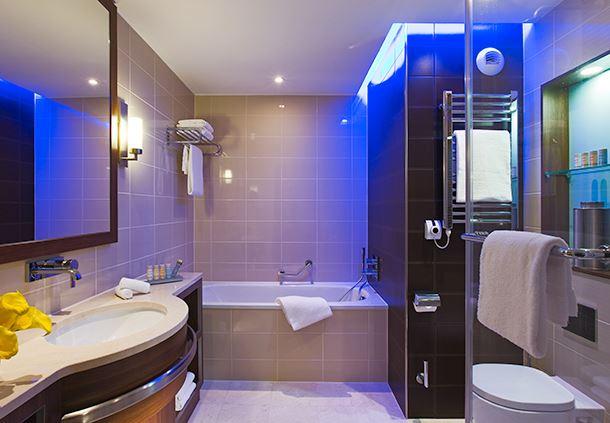 行政客房浴室