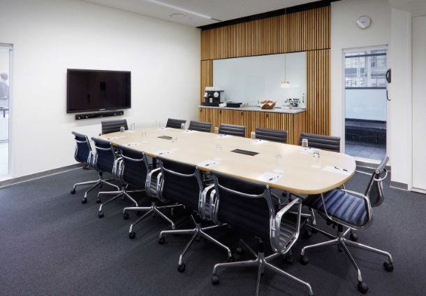 Meeting Room 23 - Boardroom Setup