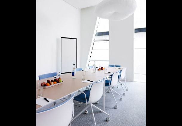 Meeting Room 176 - Boardroom Setup